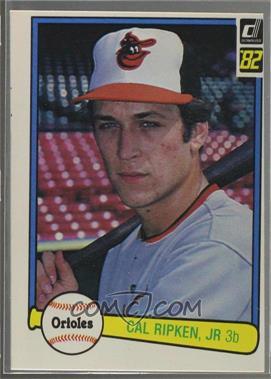 1982 Donruss - [Base] #405 - Cal Ripken Jr.