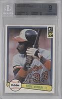 Eddie Murray [BGS 9 MINT]