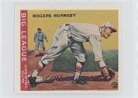 Rogers Hornsby (1933 Goudey 119)