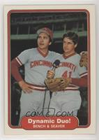 Johnny Bench, Tom Seaver