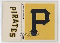 Pittsburgh Pirates Hat Emblem
