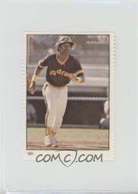 1982 Fleer Stamps - [Base] #101 - Ozzie Smith