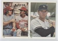 Pete Rose, Graig Nettles, Dave Concepcion