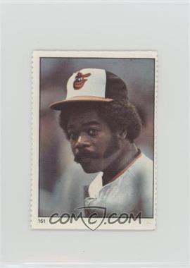 1982 Fleer Stamps - [Base] #151 - Eddie Murray