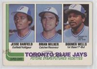 Jesse Barfield, Brian Milner, Boomer Wells [NonePoortoFair]