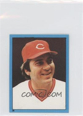 1982 O-Pee-Chee Album Stickers - [Base] #35 - Johnny Bench