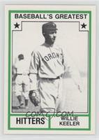 Willie Keeler (Has MLB Logo)