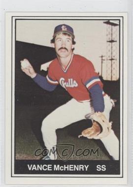 1982 TCMA Minor League - [Base] #221 - Vance McHenry
