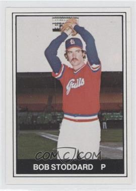 1982 TCMA Minor League - [Base] #227 - Bob Stoddard