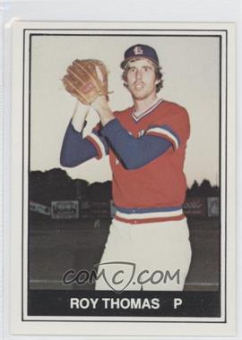 1982 TCMA Minor League - [Base] #228 - Roy Thomas