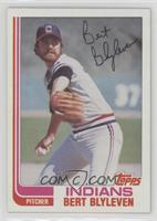 Bert Blyleven (Lou Piniella Back)