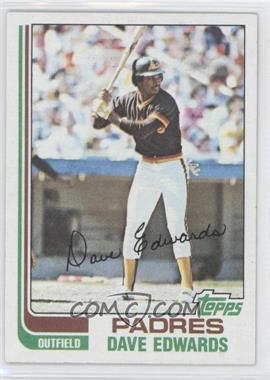 1982 Topps - [Base] #151 - Dave Edwards