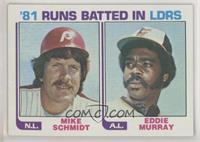 Eddie Murray, Mike Schmidt [EXtoNM]