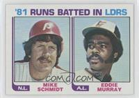 Eddie Murray, Mike Schmidt