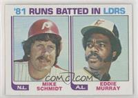 Eddie Murray, Mike Schmidt [PoortoFair]