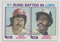 Eddie Murray, Mike Schmidt