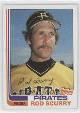 1982 Topps - [Base] #207 - Rod Scurry