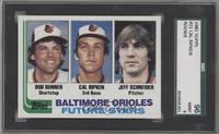 Bobby Bonner, Cal Ripken Jr., Jeff Schneider [SGC96]