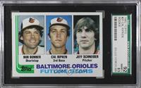 Bobby Bonner, Cal Ripken Jr., Jeff Schneider [SGC92]