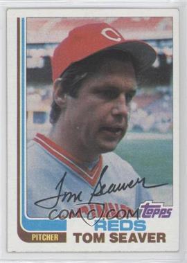 1982 Topps - [Base] #30 - Tom Seaver