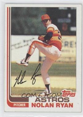 1982 Topps - [Base] #90 - Nolan Ryan