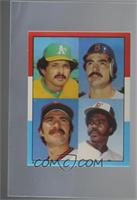 Tony Armas, Dwight Evans, Bobby Grich, Eddie Murray [Noted]
