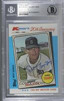 Denny McLain [BAS Certified Encased by BGS]