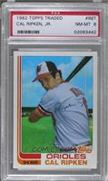 Cal Ripken Jr. [PSA 8 NM‑MT]