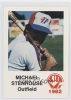 Mike Stenhouse