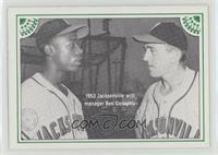 1953 Jacksonville with manager Ben Geraghty