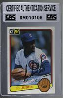 Lee Smith [CAS Certified Sealed]