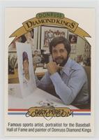 Dick Perez/Diamond Kings Checklist (Doesn't say