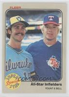 Robin Yount, Buddy Bell