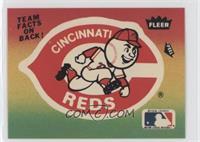Cincinnati Reds Team (Logo)