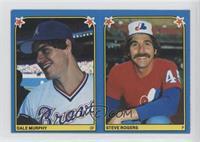 Steve Rogers, Dale Murphy