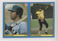 Dave Collins, Willie Stargell