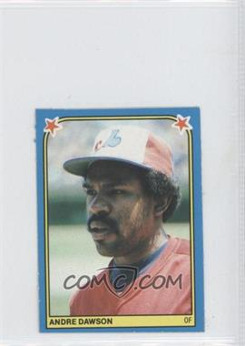 1983 Fleer Baseball Album Stickers - [Base] - Separated #264 - Andre Dawson