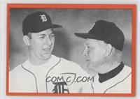 Al and Charlie Dressen - 1965