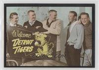 Billy Martin, Al Kaline, Harvey Kuenn, Mickey Mantle, Whitey Ford