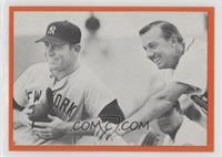 Veteran Rivals, Mantle and Kaline