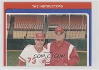The Instructors (Fred Norman, Ted Kluszewski)