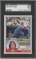 Pete Rose [SGC 98 GEM 10]
