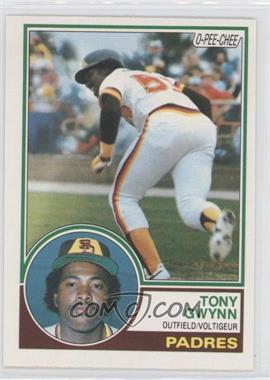 1983 O-Pee-Chee - [Base] #143 - Tony Gwynn