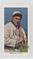 Larry Doyle (Batting; Polar Bear Back)