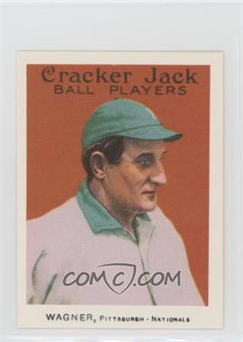 1983 Renata Galasso Cracker Jack Reprints - [Base] #68 - Honus Wagner