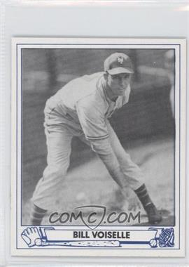 1983 TCMA 1944 Play Ball - [Base] #37 - Bill Voiselle