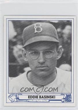 1983 TCMA 1945 Play Ball - [Base] #29 - Eddie Basinski
