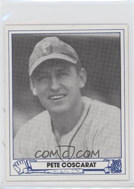 1983 TCMA 1945 Play Ball - [Base] #33 - Pete Coscarart