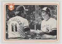 Brooks Robinson, Doug DeCinces
