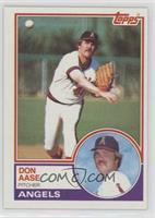 Don Aase Front (Glenn Wilson Back)